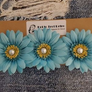 Accessories - 2 Pack Floral Headbands